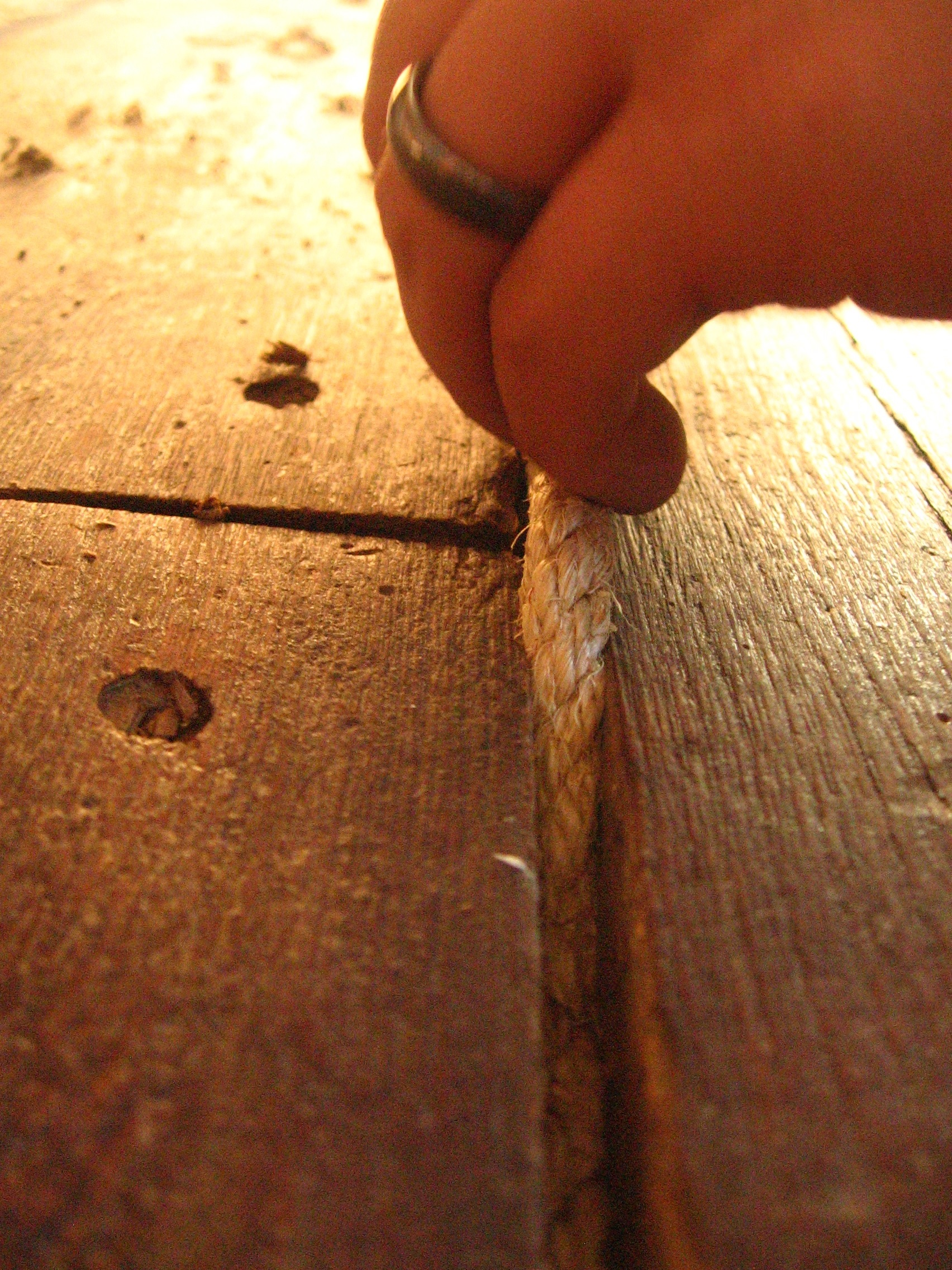 Diy How To Fill Gaps In Plank Wood Floors Sage And Scarlet